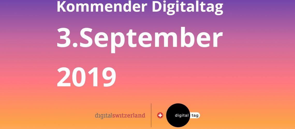 Digitaltag 2019